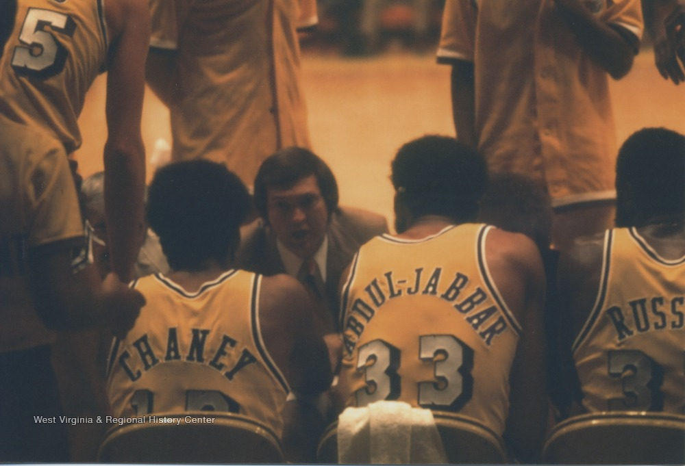"[""After fourteen years of playing of the team, West rejoined the Lakers as coach for three seasons between 1976 and 1982. He led the team to the playoffs each season. ""]"