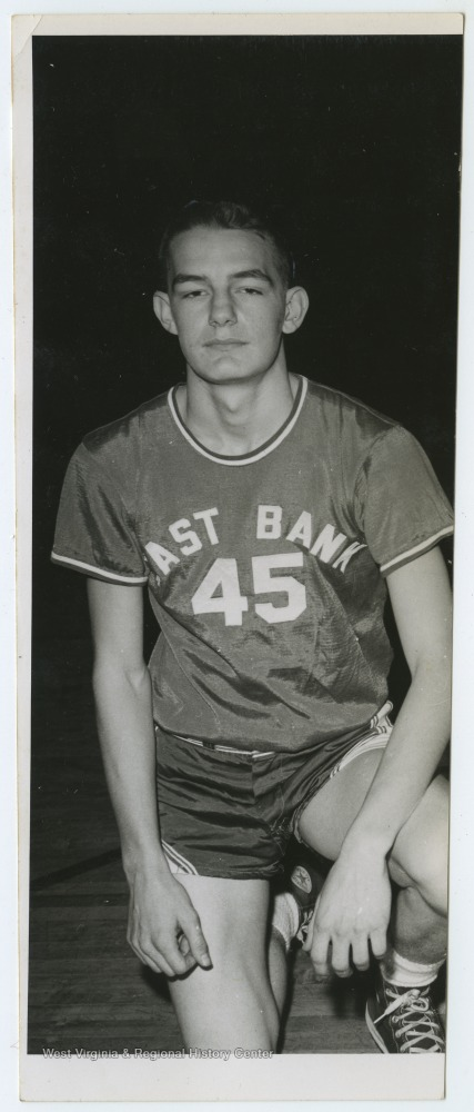 "[""Akers was a teammate of Jerry West during his high school basketball career.The 1956 team secured the first ever state championship title for East Bank High School's basketball team. ""]"