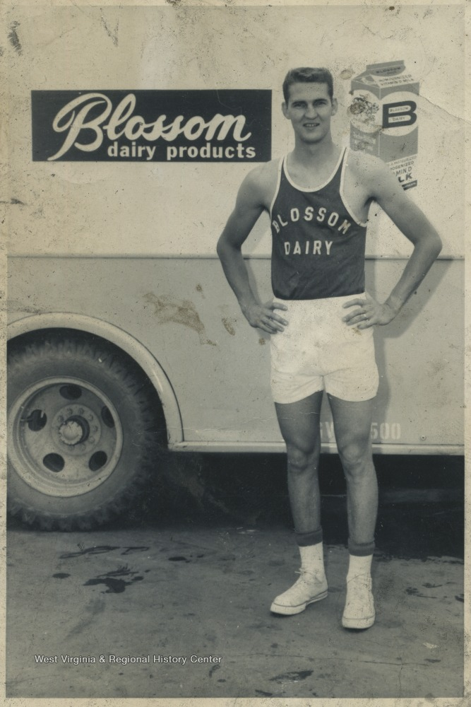 "[""West spent one summer living with the Gattlieb family, who owned Blossom Dairy and Restaurant, during his time playing for the Charleston Summer League. Blossom Dairy and the Gattlieb family sponsored West's summer team. ""]"