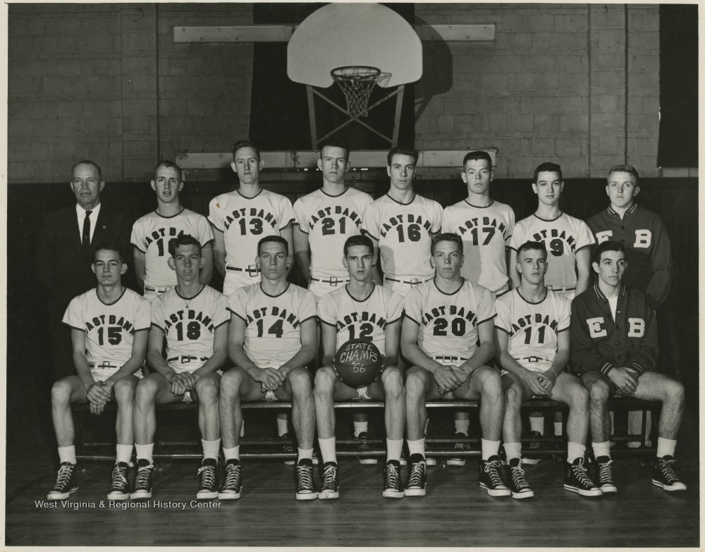 "[""Jerry West attended East Bank High School before moving on to West Virginia University, where he continued his basketball career.West led his team to its first ever state championship title as the starting small forward. He was named All-State from 1953–56, then All-American in 1956 when he was West Virginia Player of the Year, becoming the state's first high-school player to score more than 900 points in a season.West was born in Cheylan, W. Va. in 1938. After high school, he went on to play basketball for West Virginia University and then rose to fame as a player for the Los Angeles Lakers of the NBA before becoming a basketball coach and manager. West was born in Cheylan, W. Va. in 1938 and rose to fame as a player for the Los Angeles Lakers of the NBA before becoming a basketball coach and manager. ""]"