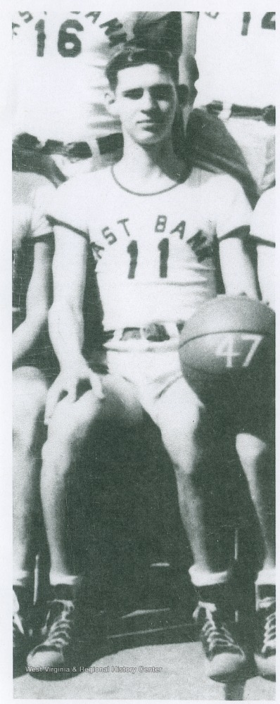 "[""David West, older brother of Jerry West was an outstanding student leader and athlete at East Bank High School.""]"