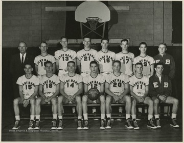 Jerry West attended East Bank High School before moving on to West Virginia University, where he continued his basketball career.West led his team to its first ever state championship title as the starting small forward. He was named All-State from 1953–56, then All-American in 1956 when he was West Virginia Player of the Year, becoming the state's first high-school player to score more than 900 points in a season.West was born in Cheylan, W. Va. in 1938. After high school, he went on to play basketball for West Virginia University and then rose to fame as a player for the Los Angeles Lakers of the NBA before becoming a basketball coach and manager. West was born in Cheylan, W. Va. in 1938 and rose to fame as a player for the Los Angeles Lakers of the NBA before becoming a basketball coach and manager.